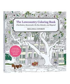 This The Lowcountry Coloring Book Is Perfect Zulilyfinds