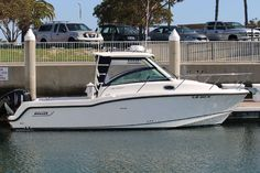 2012 Boston Whaler 285 Conquest for sale in Long Beach, CA. #BoatsForSale #BostonWhaler