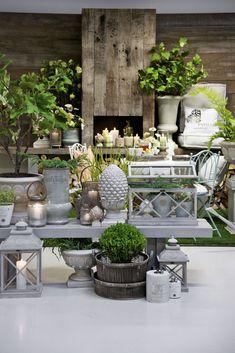 Outdoor в 2019 г. garden shop, decor и garden center displays. Shop Window Displays, Store Displays, Retail Displays, Garden Center Displays, Deco Floral, Garden Shop, Shop Interiors, Outdoor Gardens, Sweet Home
