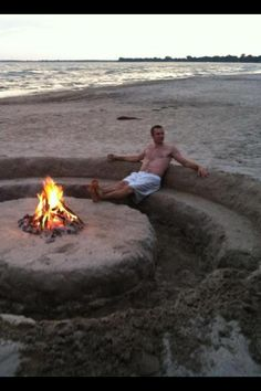 Now that's a fire-pit!!
