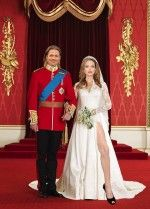 Anjelina Jolie's Wedding Dress