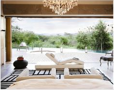 Safari lodge / South Africa / Molori