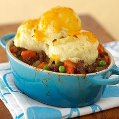 30-Minute Shepherd's Pie (via Parents.com)