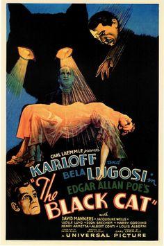 The Black Cat.....1934