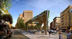 Propuesta Nuevo AIDS Memorial Park - Sutio a+i