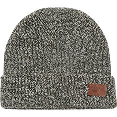 Billabong Men's Broke Beanie Accessory, -black, ONE - I Crochet World Mens Beanie Hats, Knit Beanie, Knitting Designs, Knitting Patterns, Crochet World, Hats For Men, Billabong, Autumn Fashion, Mens Fashion