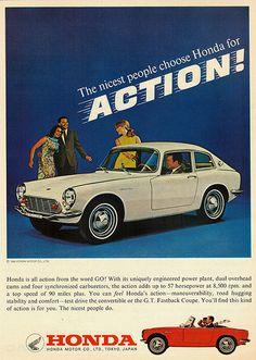 1966 Honda S600 Ad #3   Alden Jewell   Flickr