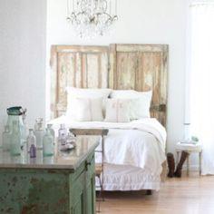 Bed backboard on pinterest modern wall paneling aqua for Bed backboard designs