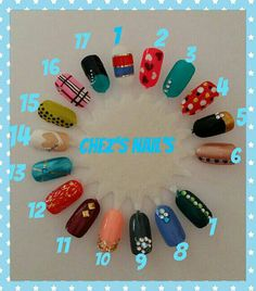 Hey, I found this really awesome Etsy listing at https://www.etsy.com/uk/listing/452756428/hand-painted-false-nails-set-of-20-nails
