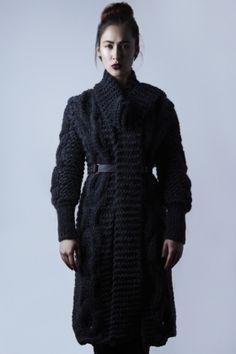 KULITAK Amy Hall Knitwear gorgeous