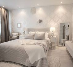 Nice Schlafzimmer Ideen Taupe that you must know, Youre in good company if you?re looking for Schlafzimmer Ideen Taupe Dream Bedroom, Home Bedroom, Master Bedroom, Bedroom Decor, Bedroom Ideas, Nursery Ideas, Bedroom Themes, Teen Bedroom, Light Gray Bedroom