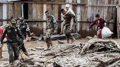 Überschwemmungen in Kolumbien: Mehr als 110 Tote, zahlreiche Vermisste | tagesschau.de