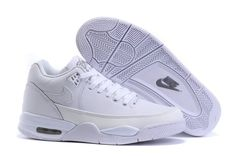 quality design ae052 7def2 Buy Real 2016 Nike Flight Squad Retro Inspired Perforated Leather  White White-Silver Mens Shoes Shoes from Reliable Real 2016 Nike Flight  Squad Retro ...