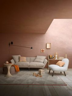 Neutral Trends In Living Room Decor