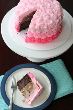 Baskin And Robbins Ice Cream Cake Recipe