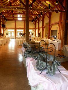 A great venue for a beautiful rustic wedding.      www.amelitamirolobarn.com