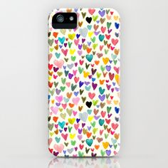 Love the world iPhone & iPod Case by Sasa - $35.00