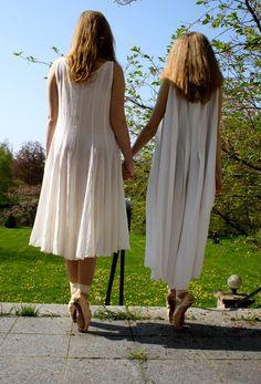 non violent silk hand dyed linen silk velvet eco cotton slow fashion artisanal layered look..balett