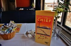 Dining Well on the Southwest Chief