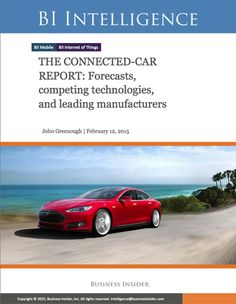 The Connected-Car Report