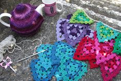 Crochet Pattern Central - Free Baby Buntings, Cocoons, & Sleep Crochet Pattern Central, Knitting Patterns Free, Baby Knitting, Crochet Patterns, Crochet Borders, Block Patterns, Crochet Baby Cocoon, Newborn Crochet, Knit Crochet