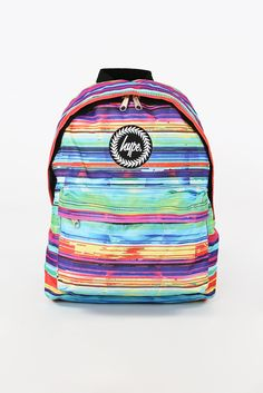 Image of HYPE.SUPERGLITCH BACKPACK