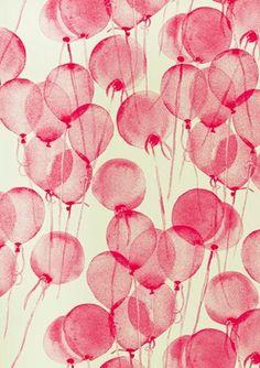pink balloons #wallpaper #phone #background