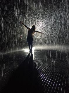 LACMA Rain Room (LA)