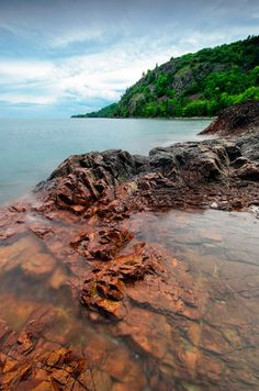 Red Rock - Sault Ste. Marie, Ontario - Bryan O'Toole