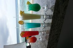 Drinks on display at our latest photo shoot #SoCo #Barbados #Drinks