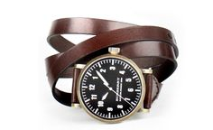 Burberry multi leather wrap Watch
