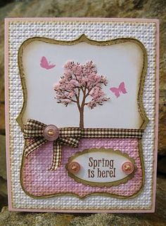 Inkee Paws: Spring is Here! Sweet 'n Sassy Stamps