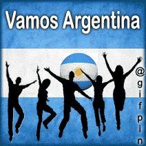Vamos Argentina Gif Animado Para BBM | BlackBerry, Android, iPhone, iPad