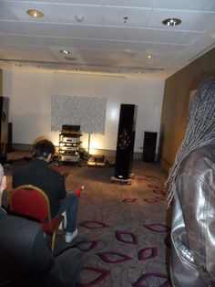 Check out Hifipig.com for all the pictures from Saturday's Paris Salon Haute Fidélité 2014 #hifi #hifishow #digthepig
