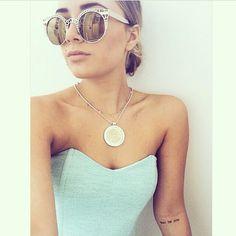"Ramsden Jewellers: ""Loving this Nikki Lissoni pendant for summer "" -xx-"