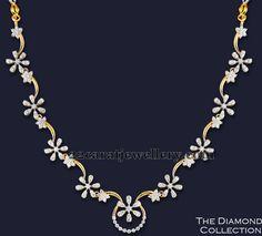 Simple and Unique Diamond Set