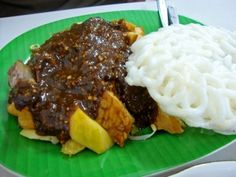 RUJAK CNGUR - tyical food from indonesia-east java