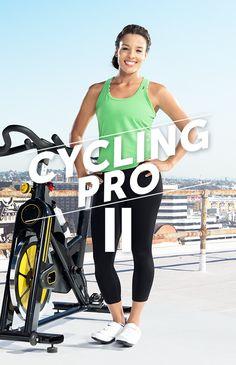 Cardio-Power! Eine actionreiche Cycling-Einheit ist genau das Richtige, um die Kalorien vom Weihnachtsessen wieder loszuwerden. Trice Johnson heizt dir in ihrem Kurs CYCLING PRO II - DOWNTOWN L.A. ordentlich ein und bringt deine Ausdauer auf ein neues Level. Das 55-minütige Training über den Dächern von L.A. lässt deine Fettzellen schmelzen und sorgt dafür, dass du in deinem Silvesteroutfit einfach fabelhaft aussehen wirst.  #EscapeEverydayLife  #cyberobics