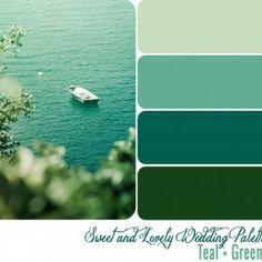 Google Image Result for http://www.sweetandlovelylife.com/wp-content/uploads/2012/02/Wedding-Palette-Teal-and-Green2-290x290.jpg