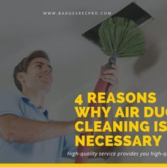 4 reasons why air duct cleaning is necessary