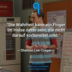 Sheldon Sprüche