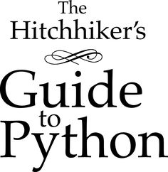 Cryptography — The Hitchhiker's Guide to Python