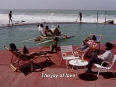 """The joy of love is only fleeting, but heartbreak lasts a lifetime."" Touki Bouli by Djibril Diop Mambéty, 1973."