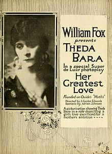 1917 Her Greatest Love - Theda Bara