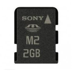 2GB-4GB Sony Micro M2 Memory Card  Price = $9.95
