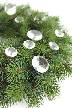 "Deko ""Brilliant"" Winter Wonderland, Silver Rings, Jewelry, Deco, Jewlery, Bijoux, Schmuck, Jewerly, Jewels"