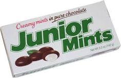 Paleo Junior Mint Squares