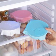 multi-function silicone bowl cover Preservation cover Gadget kitchen – m.k gadgets