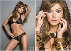"""Miss Venezuela """" Vanessa Goncalves """" Representante del Estado Miranda en 2010!"""