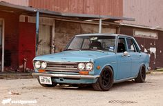 Our 2nd old school feature of the week is out of Texas. The Datsun 510 has been one of the most popular imports since its release in the 70s and its popularity continues to grow as the 510 gets ol…